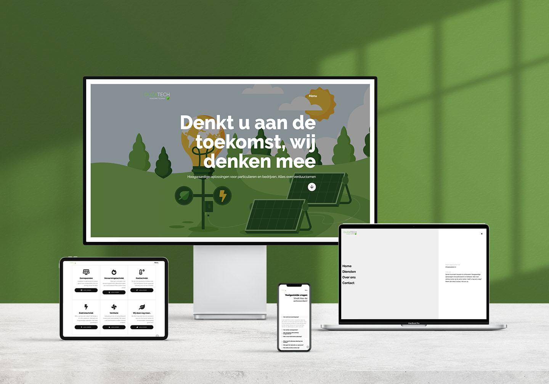 website Duzatech